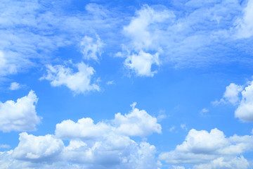 clound with blue sky