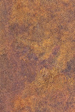 Old Cowhide Creasy Exfoliated Crumpled Grunge Texture poster