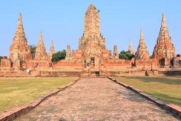 Ayutthaya Historical Complex in Thailand