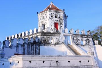 Bangkok fortress - Phra Sumen Fort