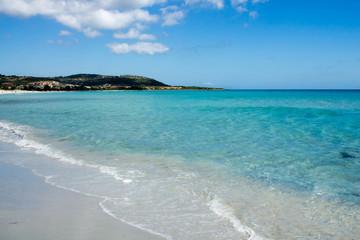 Seashore of Sardinia