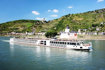 Rhein bei Kaub - Bild 2