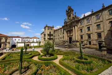 Monasterio de San Martin PInario en Santiago de Compostela