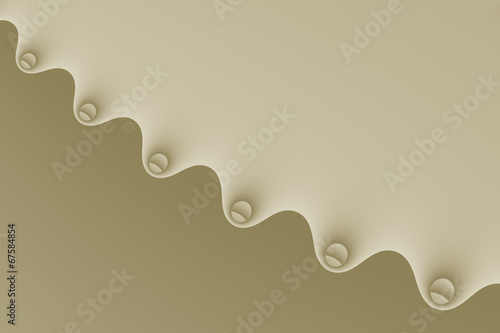 Abstract background wallpaper - zipper