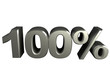 100percent icon