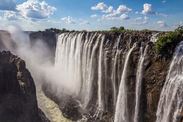 Victoria Falls - Zambia side