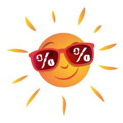 sun discount sale