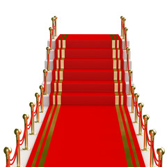 Red Carpet illustration