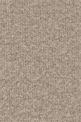 Woolen Woven Fabric Beige Grunge Texture Sample