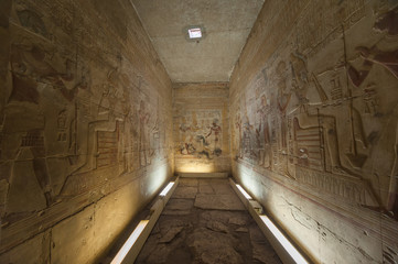 sala egipcia