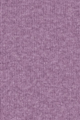 Woolen Woven Fabric Pale Purple Grunge Texture