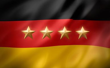 4 Sterne für Deutschland