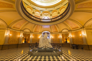 California Capitol Rotunda Sacramento