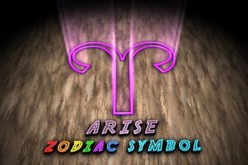 Aries Zodiac Symbol