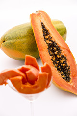 Red-fleshed Papaya.