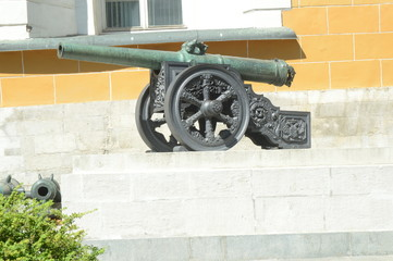 The Gun  Artillery  The Moscow Kremlin