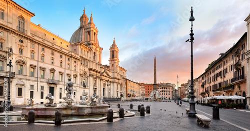 Fototapeta Piazza Navona, Rome