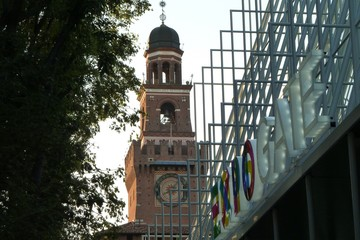 ExpoGate al Castello Sforzesco