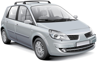French silver MPV