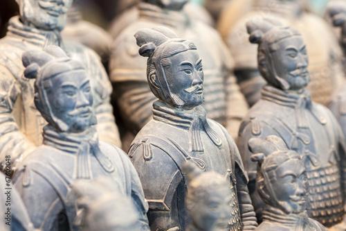 Terrakotta Krieger in Xian - 67602048