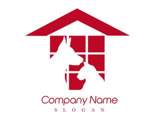 Vet shop logo