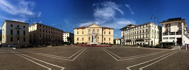 Vittorio Veneto, the city hall