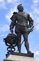 Francis Drake Statue