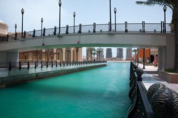 The Pearl. Doha, Qatar