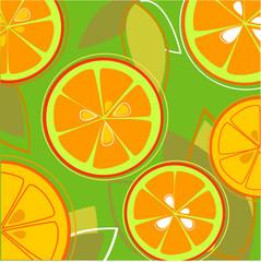 Orange Fresh Taste