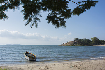 shores of Lake Malawi