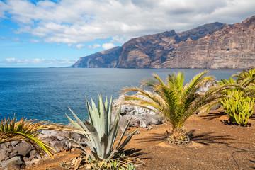 Los Gigantes. Tenerife, Spain