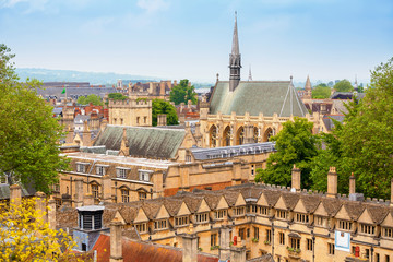Oxford. England