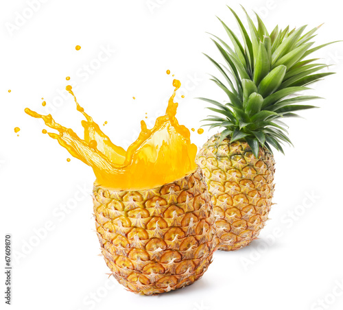 pineapple juice - 67609870