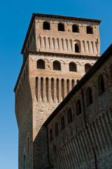 Torrechiara Castle Parma Italy