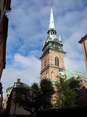 stockholm, city