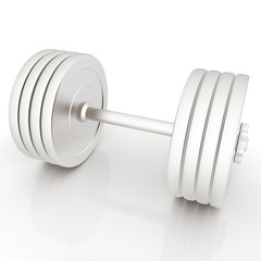 Metalll dumbbell
