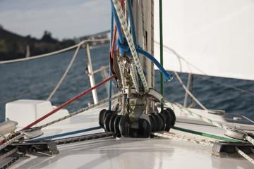 salior boat pulleys
