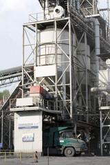 Mining industry gravels