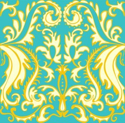 Royal pattern seamless