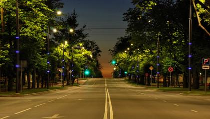 nigt street