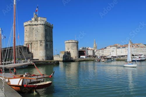 Aluminium Vestingwerk Vieux port de La Rochelle, France