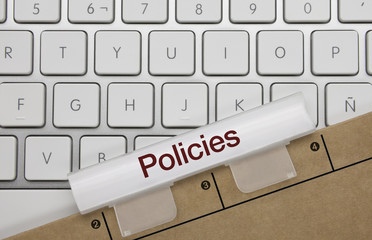 Policies. Keyboard