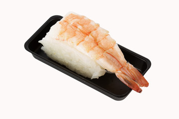 Shrimp (EBI) sushi