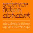Science fiction alphabet