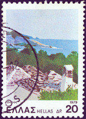 Thasos island (Greece 1979)