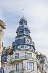 Palais des beaux arts, in Vienna
