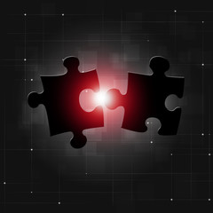 Puzzle Connection Business Background