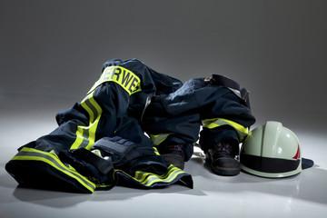 Feuerwehr Kleidung Ausrüstung