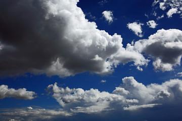 Haufenwolken & Schauerwolken