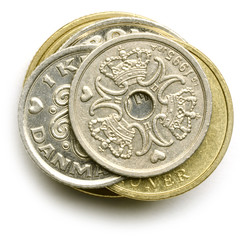 Dansk krone króna Danskinut koruuni كرونة دنماركية Danske kroner